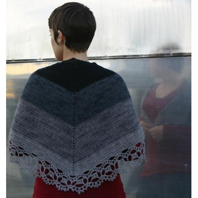 Transition Shawl