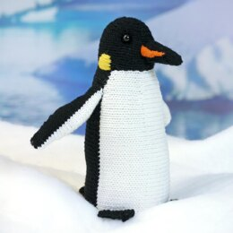 ROALD the Emperor Penguin