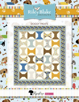 Riley Blake Doggy Treats - Downloadable PDF