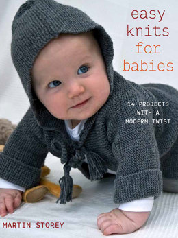 Easy Knits For Babies by Martin Storey