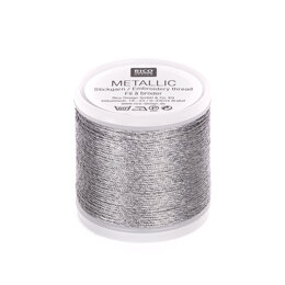 Rico Metallic Stranded Cotton 40m
