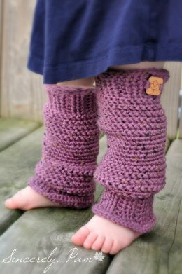 Michelle Leg Warmers and Boot Cuffs