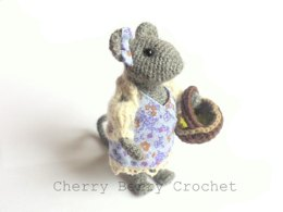 Tooth fairy Mouse toy