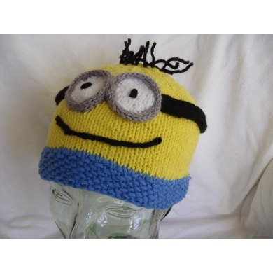 Minion Hat Knitting pattern by Stana D. Sortor | Knitting Patterns ...