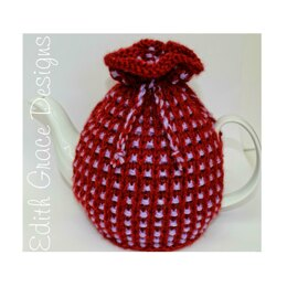 Basket Ribbed Tea Cosy