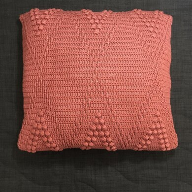 Zigs'n'Bubbles Cushion Cover