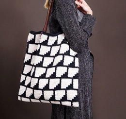 Molla Mills Crochet Bag in Lamana Ica