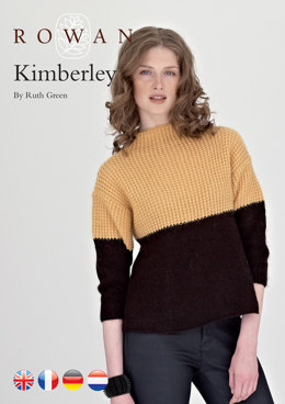 Kimberley Sweater in Rowan Kid Classic