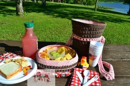 Party Picnic Basket