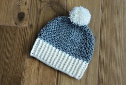 Double Colour Beanie