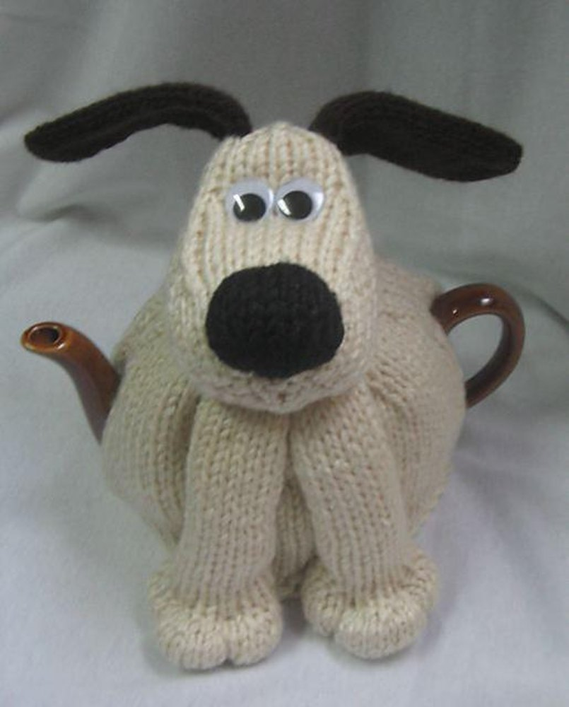 Dog Tea Cosy Knitting Pattern By Rian Anderson Knitting
