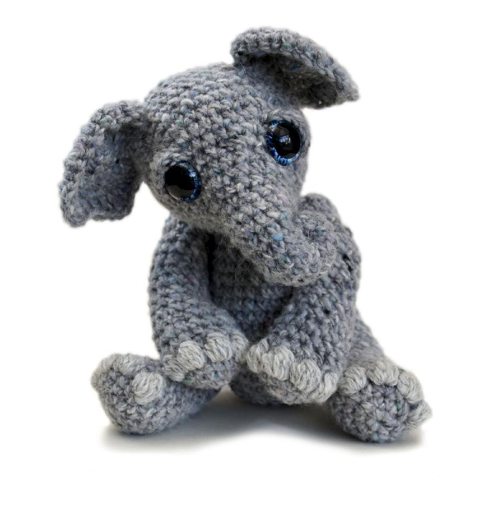Amigurumi Elephant - Tilly Crochet pattern by Patchwork ...