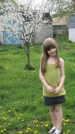 Spring Sprouts Tank Top
