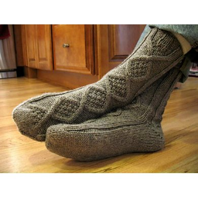 Handsome Men's Slipper Socks