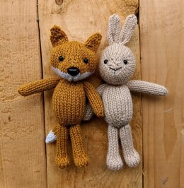 Differences of Knitting vs Crocheting Amigurumi • Le Petit Saint ... | 266x260