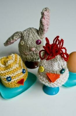 Egg Cosies for Easter