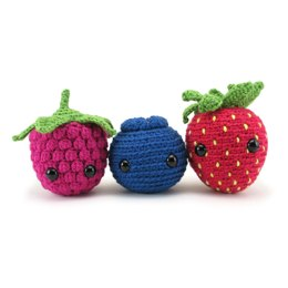 The Very Berry Trio