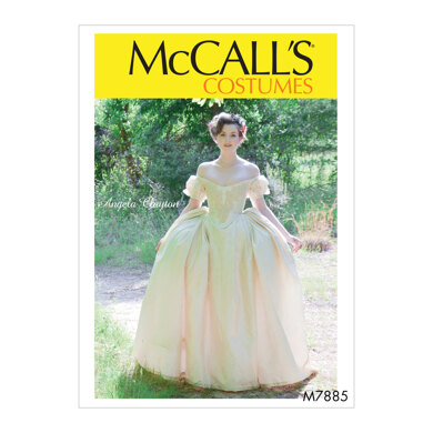 McCall's Misses' Costume M7885 - Sewing Pattern