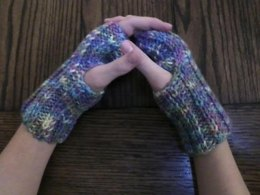 Spring's Almost Here! Fingerless Gloves