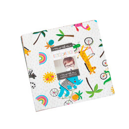 Moda Fabrics Bicycle Bunch 5in Charm Pack
