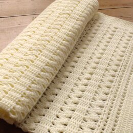The Zigzag Baby Blanket