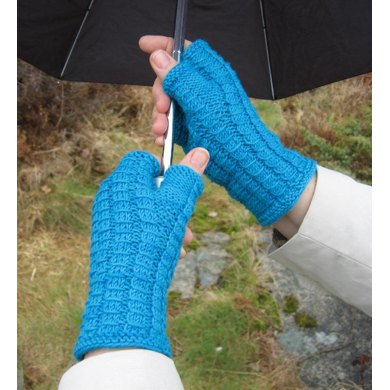 Bamboo Thicket mitts