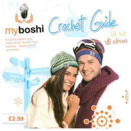 My Boshi Crochet Guide Vol 5.0 by DMC