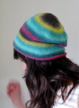Slightly Slouchy Hat