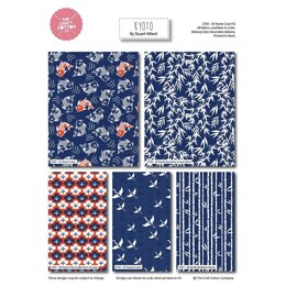 Craft Cotton Company Kyoto Fat Quarter Bundle - Carp
