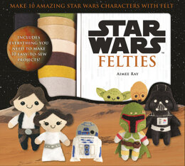GMC Star Wars Feltie Kit - Multi