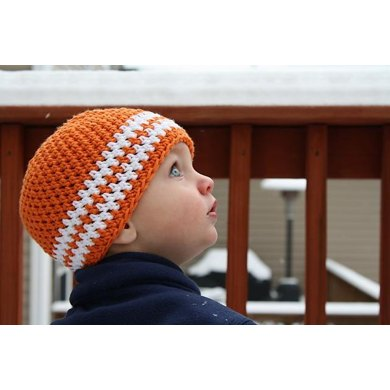 Collegiate Beanie size Child to Adult