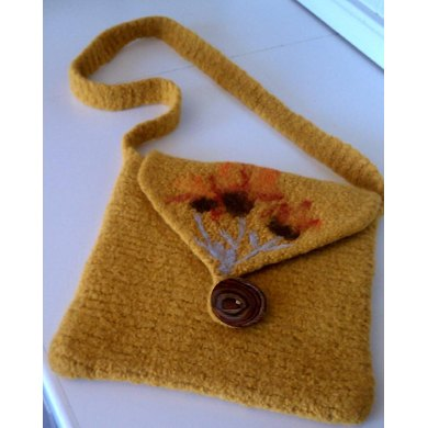 Fabulous Felted iPad Tablet Tote