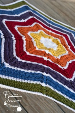 Afghan Blanket Crochet Patterns Lovecrochet