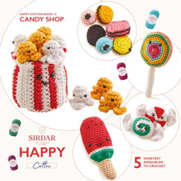 Happy Cotton - 15 - Candy Shop by Sirdar
