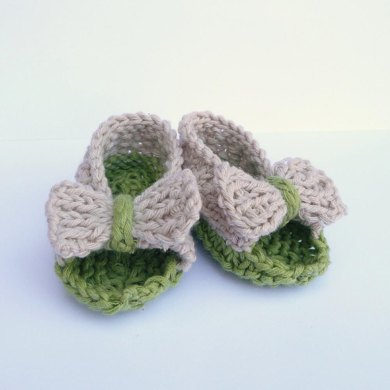 Baby Bows Sandals