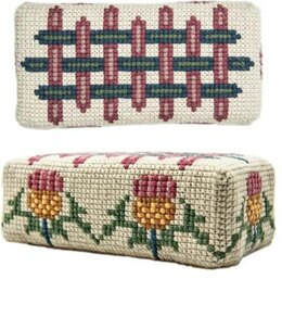 Appletons Wool Limited Appletons Scottish Thistle Tapestry Kit