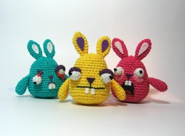 Freaky Easter Bunnies