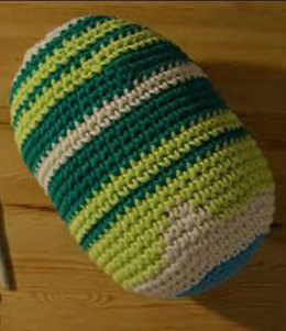Easter Egg in Katia Cotton Cord - 8021_12 - Downloadable PDF