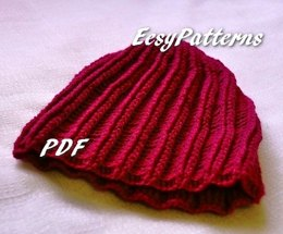 The Fuchsia Hat Pattern