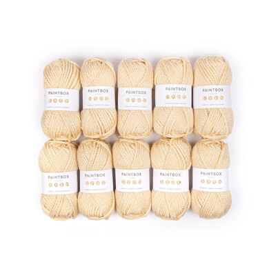 Paintbox Yarns Simply Super Chunky 10 Ball Value Pack