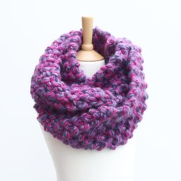 Cosy Up Super Super Chunky Cowl