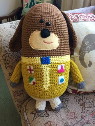 Hey Duggee Crochet Project By Daisy Lovecrochet