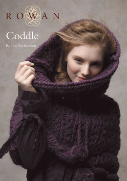 Coddle Poncho in Rowan Big Wool