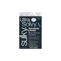 Sulky Ultra Solvy Water-Soluble Stabilizer - 19.5in x 36in