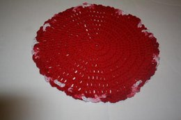 Ribbon Dishcloth