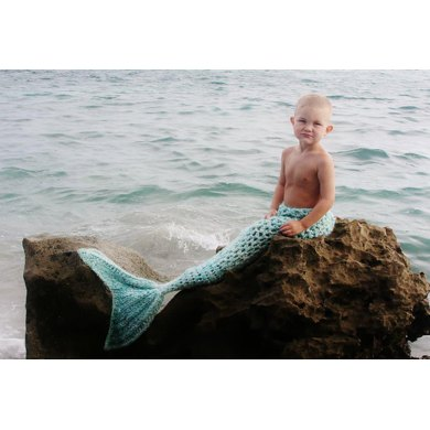 Mermaid Tail Photography Prop