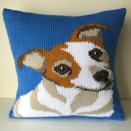 Ben the Jack Russell Cushion Cover