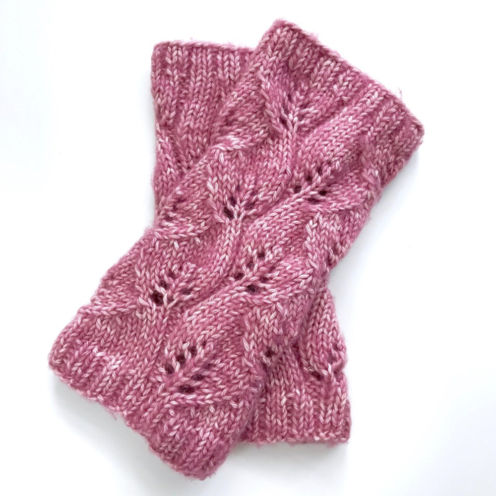 Stylecraft Knitting Pattern Errors : Leaf Collectors Mitts Knitting pattern by Sarah Knight ...