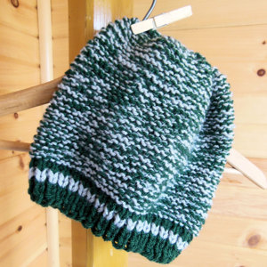 ab885c42e55 The Sweater Hat Knitting pattern by Diana Poirier