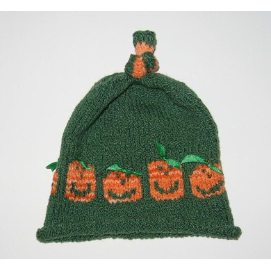 Join in the Spooky Fun, Halloween Baby Beanies